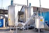 Biogsanlage